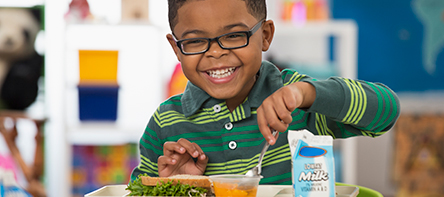 MEAL SITES FOR CHILDREN