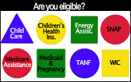 Find out if you are eligible for benefits