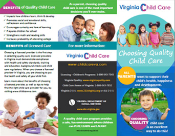 Childcare Brochure