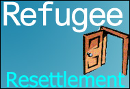 refugee resettlement logo